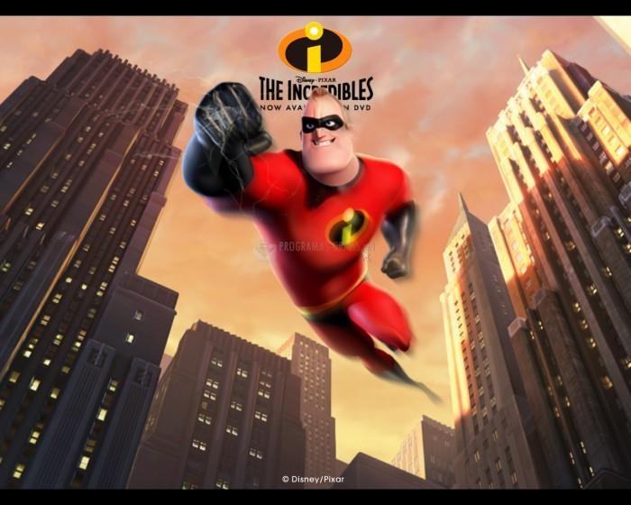 Pantallazo The Incredibles Screensaver