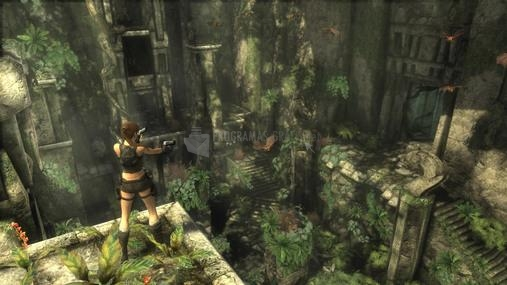 Pantallazo Tomb Raider: Underworld