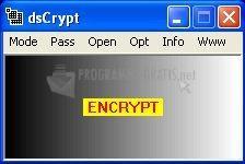 Pantallazo dsCrypt