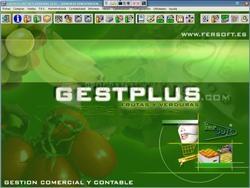 Pantallazo GestPlus Cereales