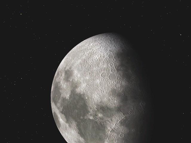 Pantallazo Moon 3D Space Tour