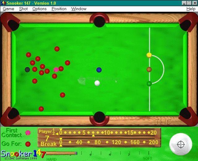 Pantallazo Snooker147