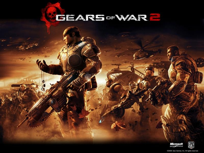 Pantallazo Gears of War 2