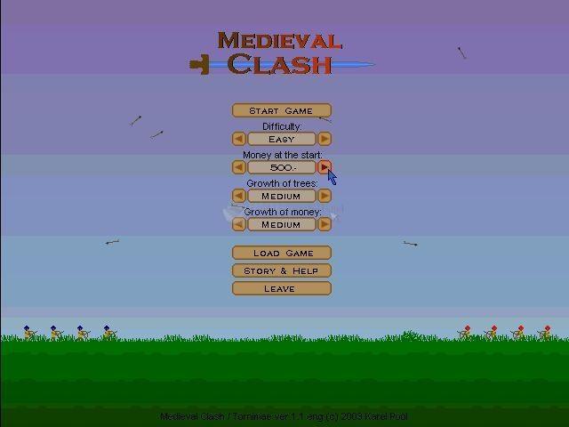 Pantallazo Medieval Clash