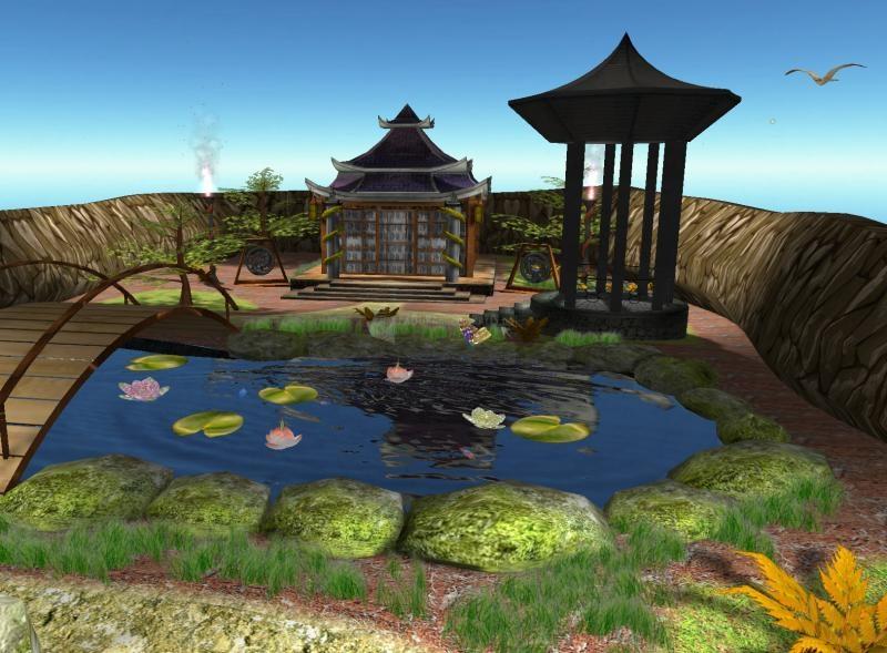 Pantallazo 7art Fairy Lake 3D