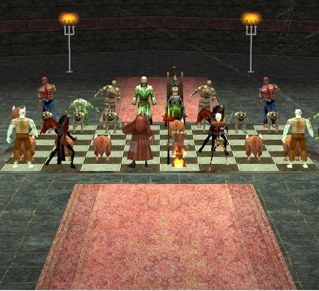 Screenshot Chess3D