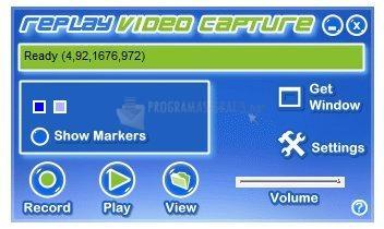Pantallazo Replay Video Capture