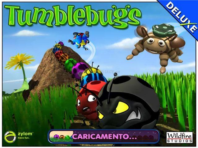 Pantallazo Tumblebugs Deluxe