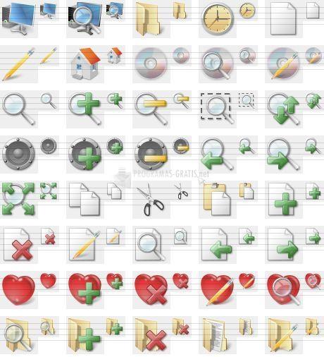 Pantallazo Soft Icons Demo