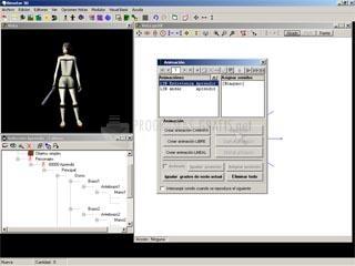 Pantallazo Bimotor 3D