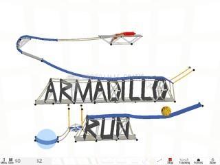 Pantallazo Armadillo Run