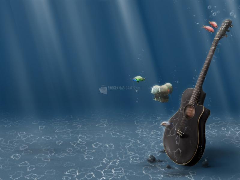 Pantallazo The Guitar