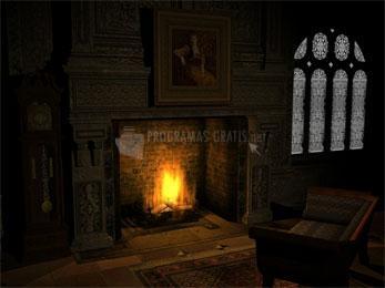 Pantallazo Old Fireplace