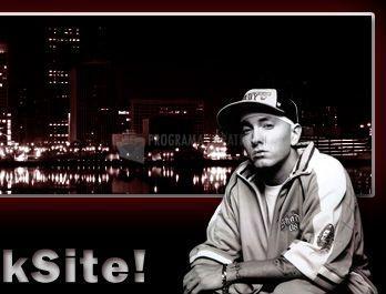 Pantallazo Eminem DeskSite