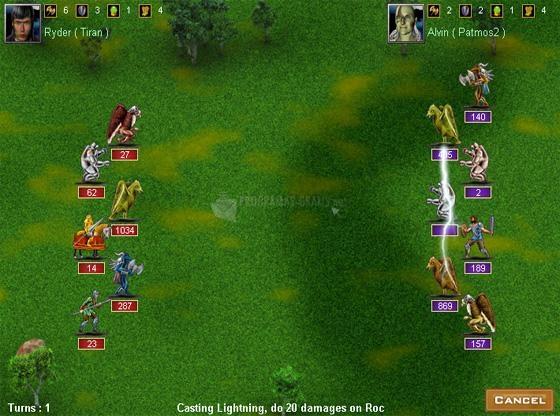 Pantallazo Empires OL II