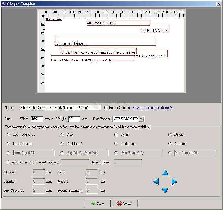 Captura ChequeSystem