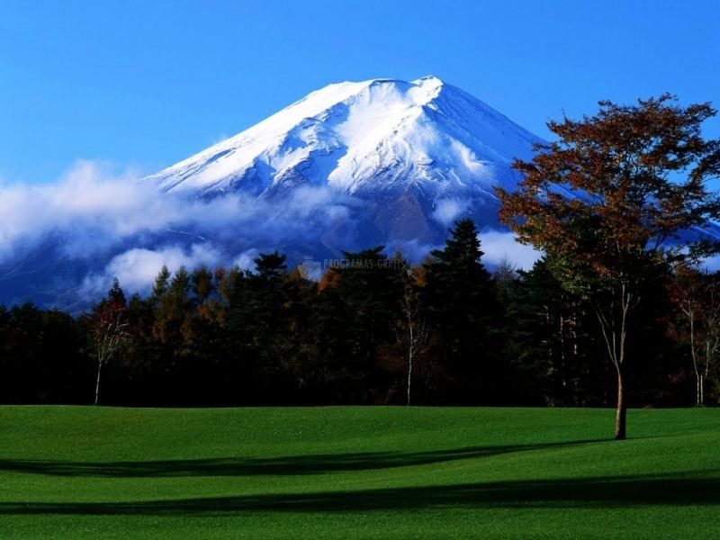 Pantallazo Monte Fuji