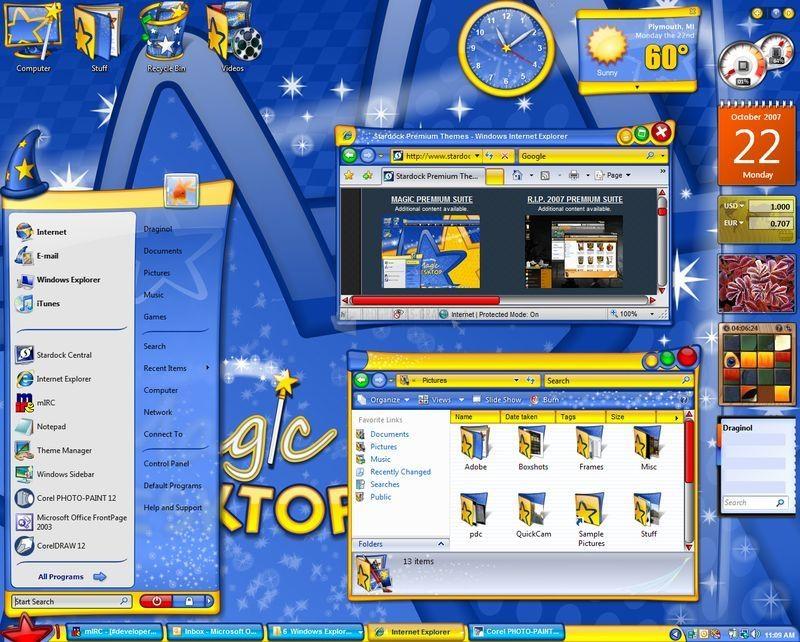 Pantallazo Easybits Magic Desktop Ed.Básica