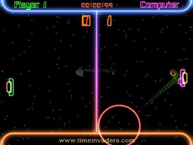 Pantallazo Space Ping Pong