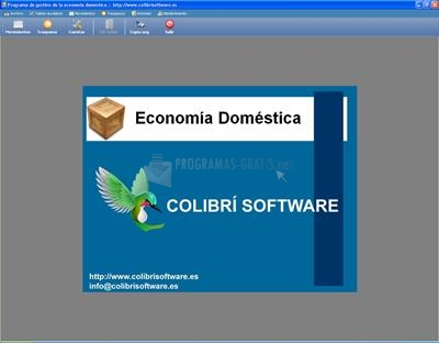 Pantallazo CS-Economía Doméstica