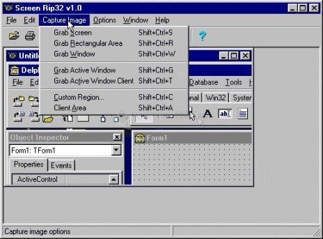 Pantallazo ScreenRip32