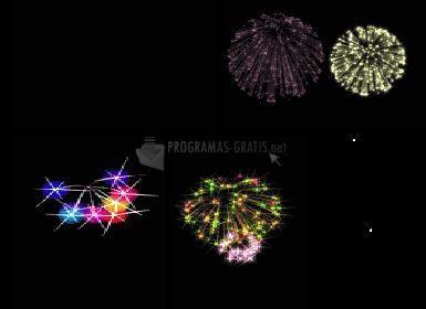 Pantallazo Fireworks Package