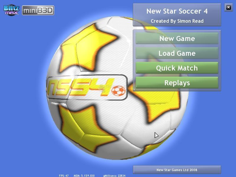 Pantallazo New Star Soccer 4
