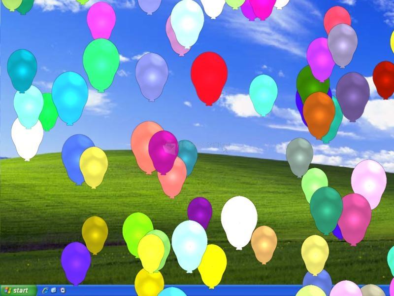 Pantallazo Eipc Balloons