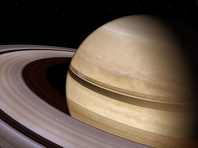Pantallazo Saturn: 3D Space Tour