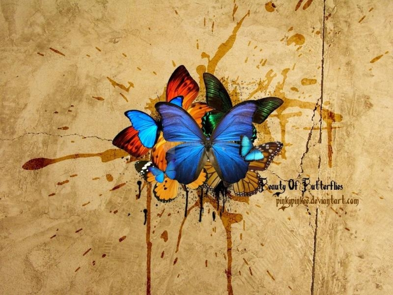 Pantallazo Beauty Butterflies