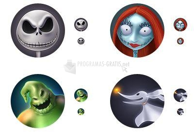 Pantallazo The Nightmare Before Christmas