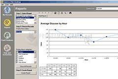 Pantallazo Diabetes Pilot Desktop