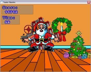 Pantallazo Santa Shooter