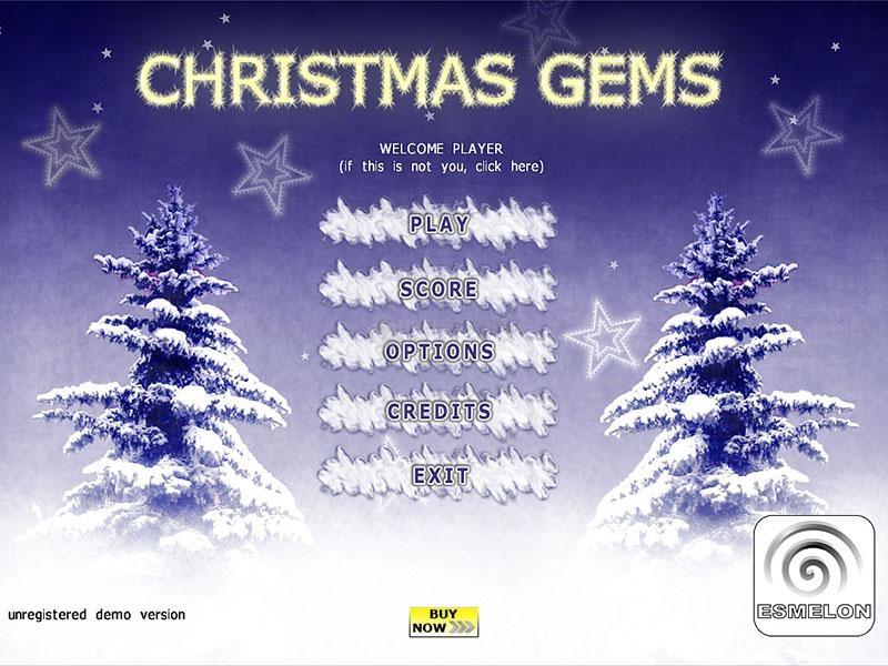 Pantallazo Christmas Gems