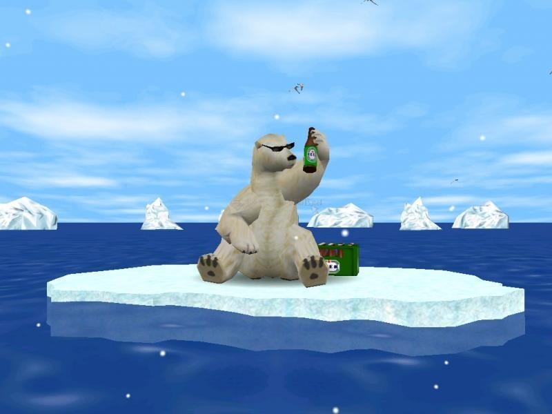 Pantallazo 3D Artic Bear Advanced