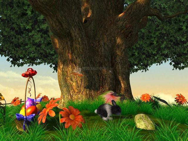 Pantallazo Easter 3D