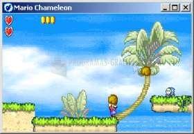 Pantallazo Mario Chameleon