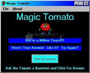 Pantallazo Magic Tomato
