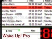 Pantallazo Wake Up! Pro