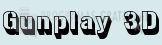 Pantallazo Font Gunplay 3D