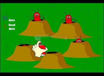 Pantallazo Ants Sprayer