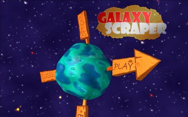 Pantallazo Galaxy Scraper
