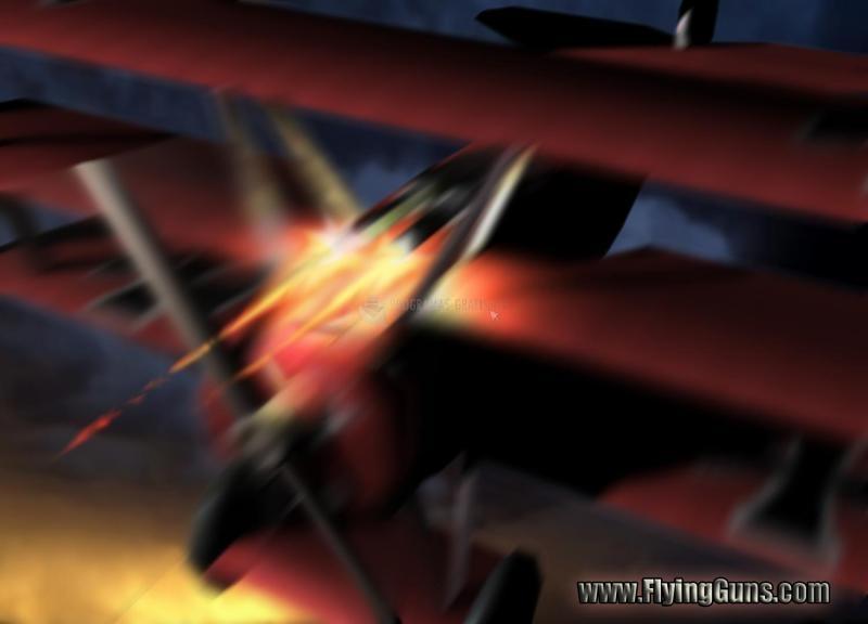 Pantallazo Flying Guns