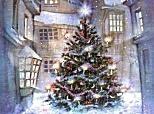 Pantallazo Feliz Navidad Salvapantallas