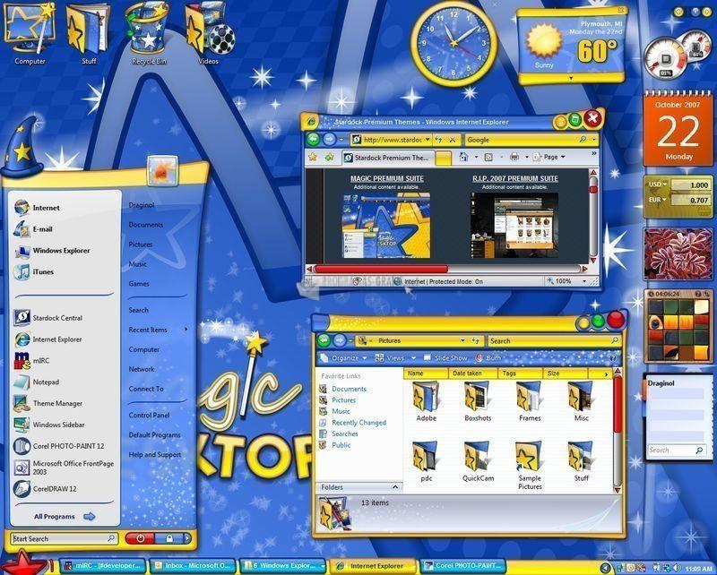 Pantallazo Easybits Magic Desktop Ed.Prémium