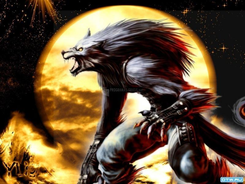 Pantallazo Hombre lobo