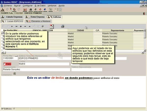 Pantallazo Telnet Multisof Actualización