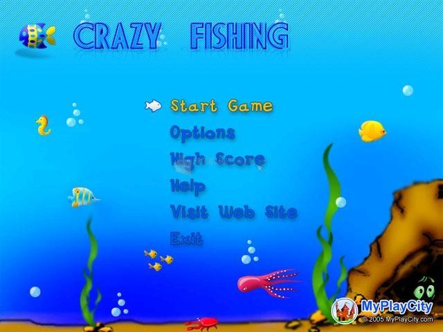 Pantallazo Crazy Fishing