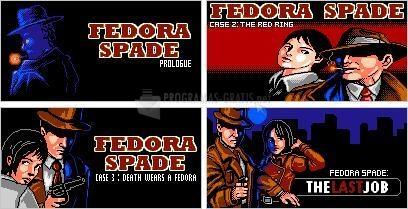 Pantallazo Fedora Spade (Episodios 1 a 4)