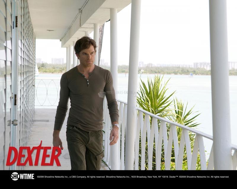 Pantallazo Dexter Screensaver